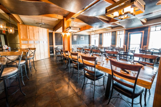 Noir Restaurant and Bar in Smithers BC